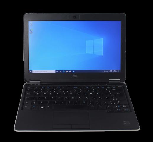 """Notebook Dell Latitude E7240 12.5"""" Intel Core i7 2.1GHz 8GB SSD-128GB"""