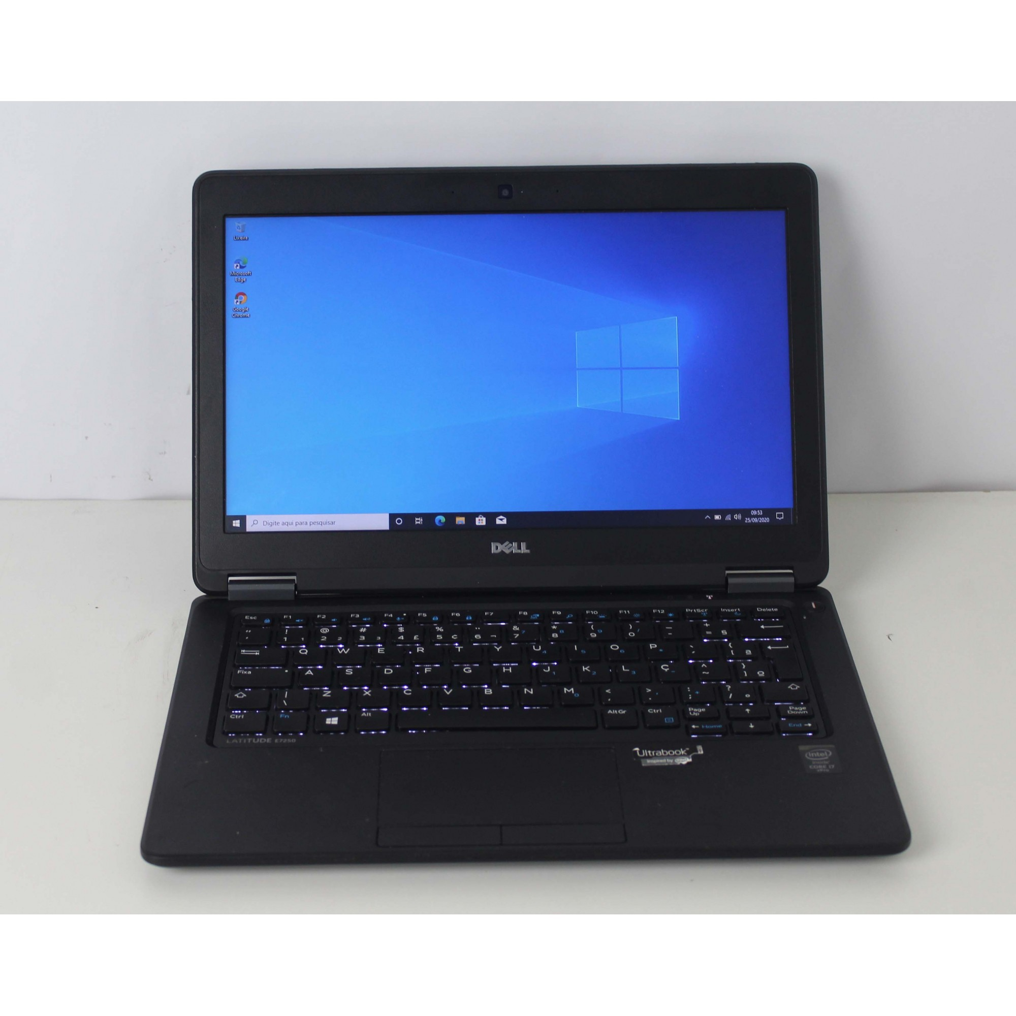 "Notebook Dell Latitude E7250 12,5"" Core i7 2.6Ghz 8GB SSD-256GB"