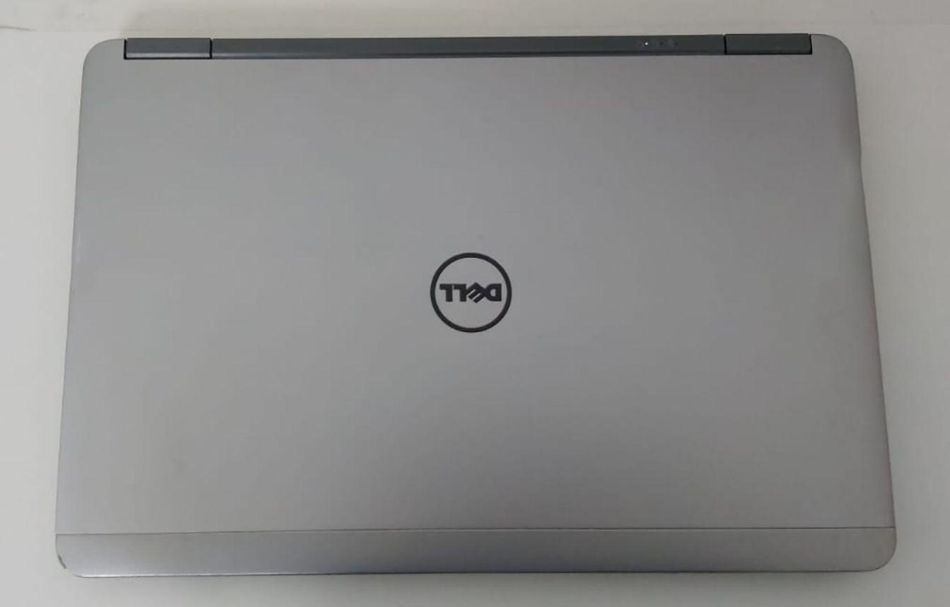 """Notebook Dell Latitude E7240 12.5"""" Intel Core i7 2.1GHz 8GB SSD-256GB"""