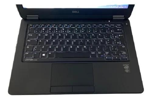 """Notebook Dell Latitude E7250 12.5"""" Intel Core I7 2.6GHz 8GB SSD-256GB"""