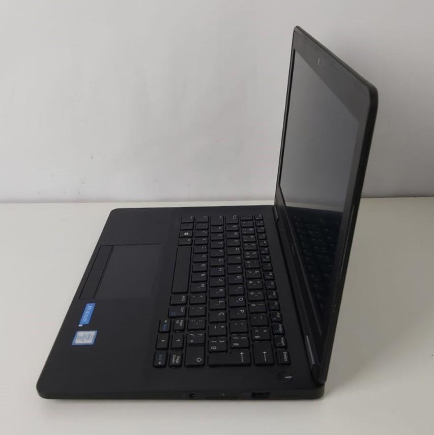 """Notebook Dell Latitude E7270 12.5"""" Intel Core i7 2.6GHz 8GB SSD-256GB (Não enviamos)"""