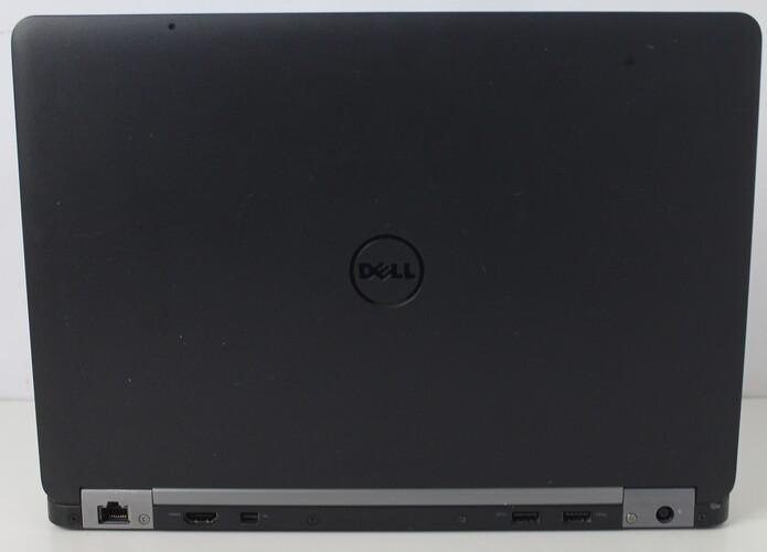 """Notebook Dell Latitude E7270 12.5"""" Intel Core i7 2.6GHz 8GB SSD-256GB"""