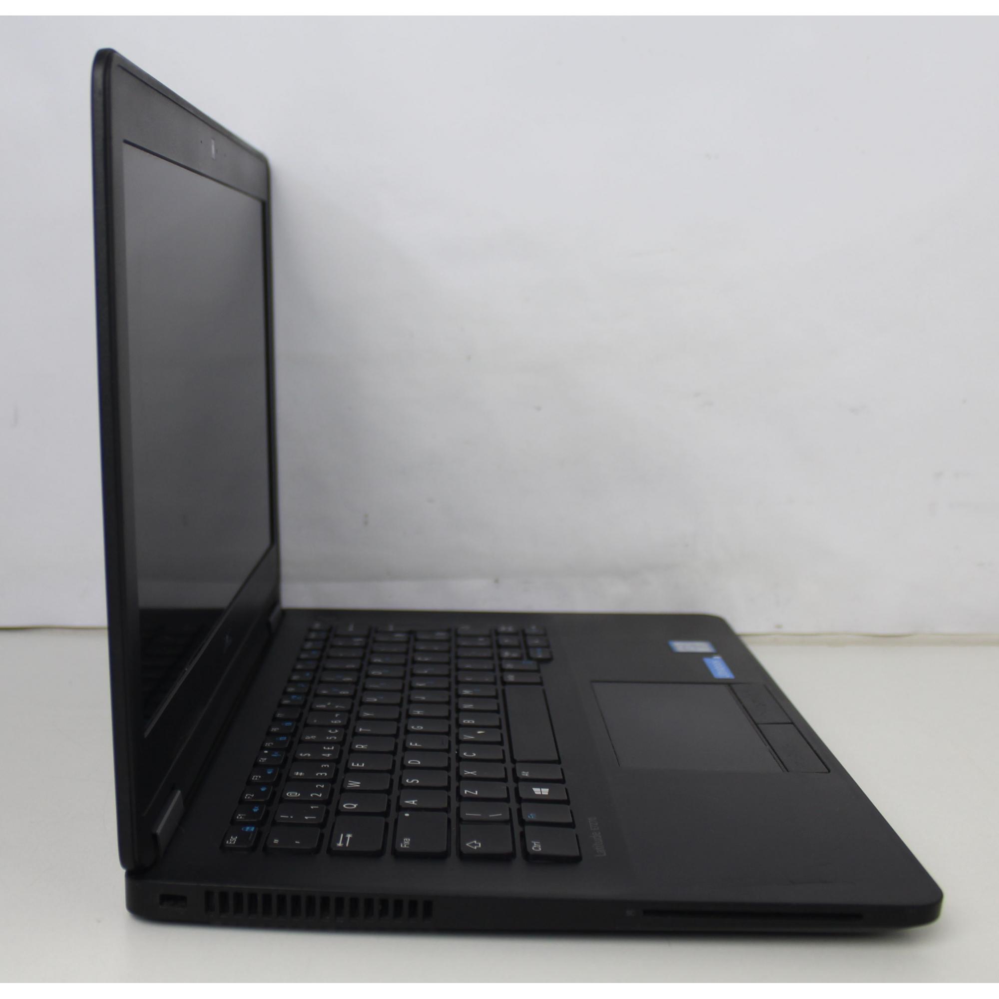 """Notebook Dell Latitude E7270 12.5"""" Intel Core i7 2.6GHz 8GB SSD-256GB - Não enviamos"""