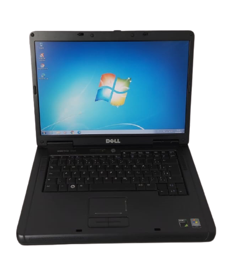 "Notebook Dell Vostro 1000 AMD 3600 15.4"" 2GHz 4GB HD-120GB"