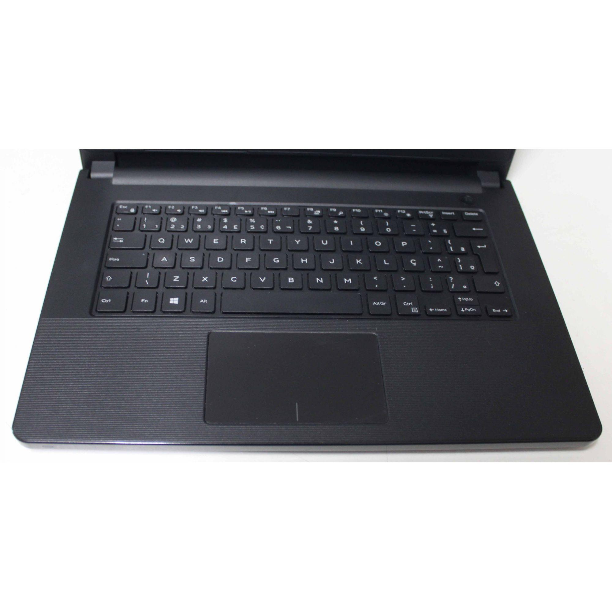 """Notebook Dell Vostro 14"""" 3458 Core i3 1.7Ghz 8GB HD-1TB"""