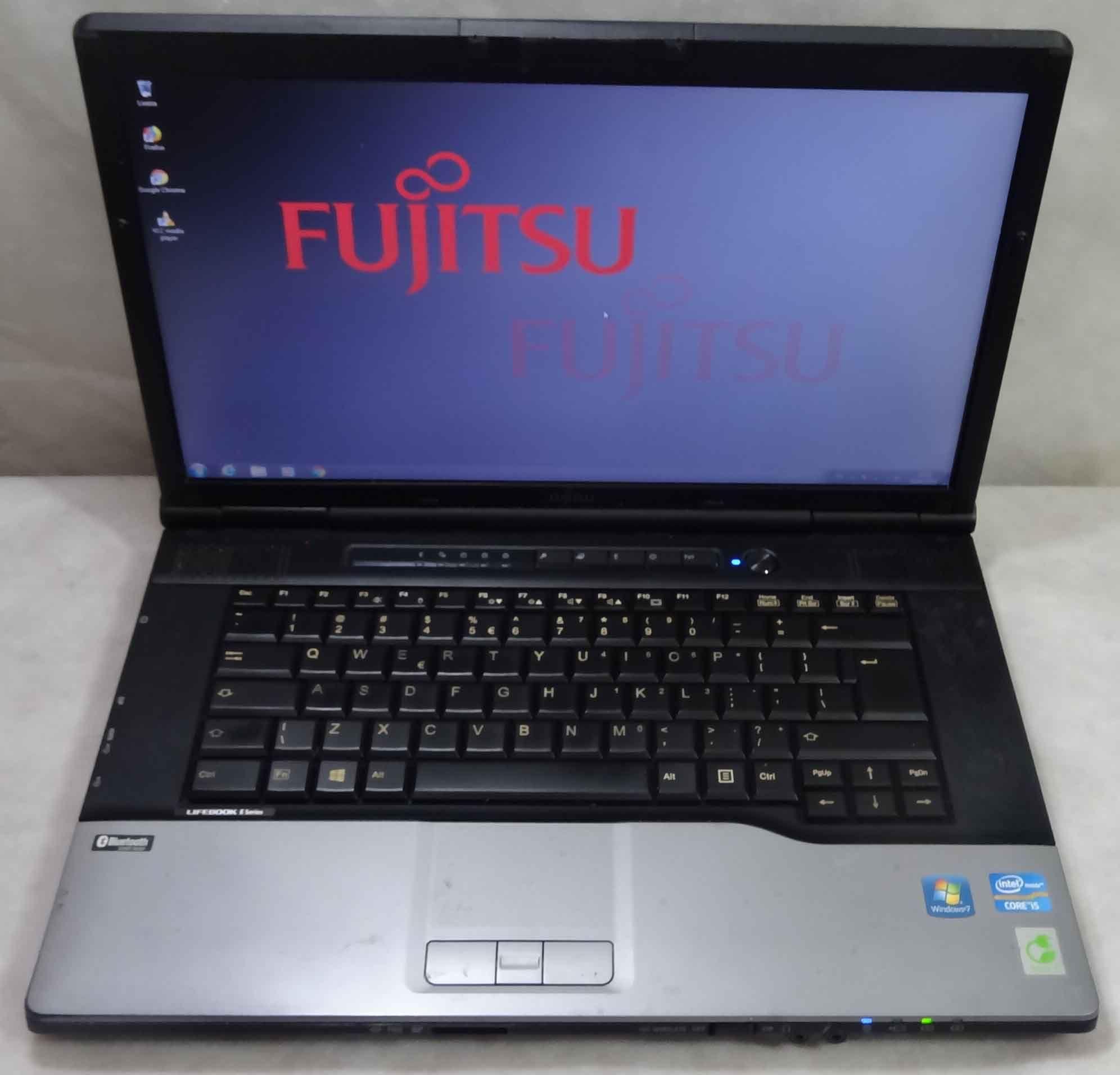 Notebook Fujitsu E752 15,6