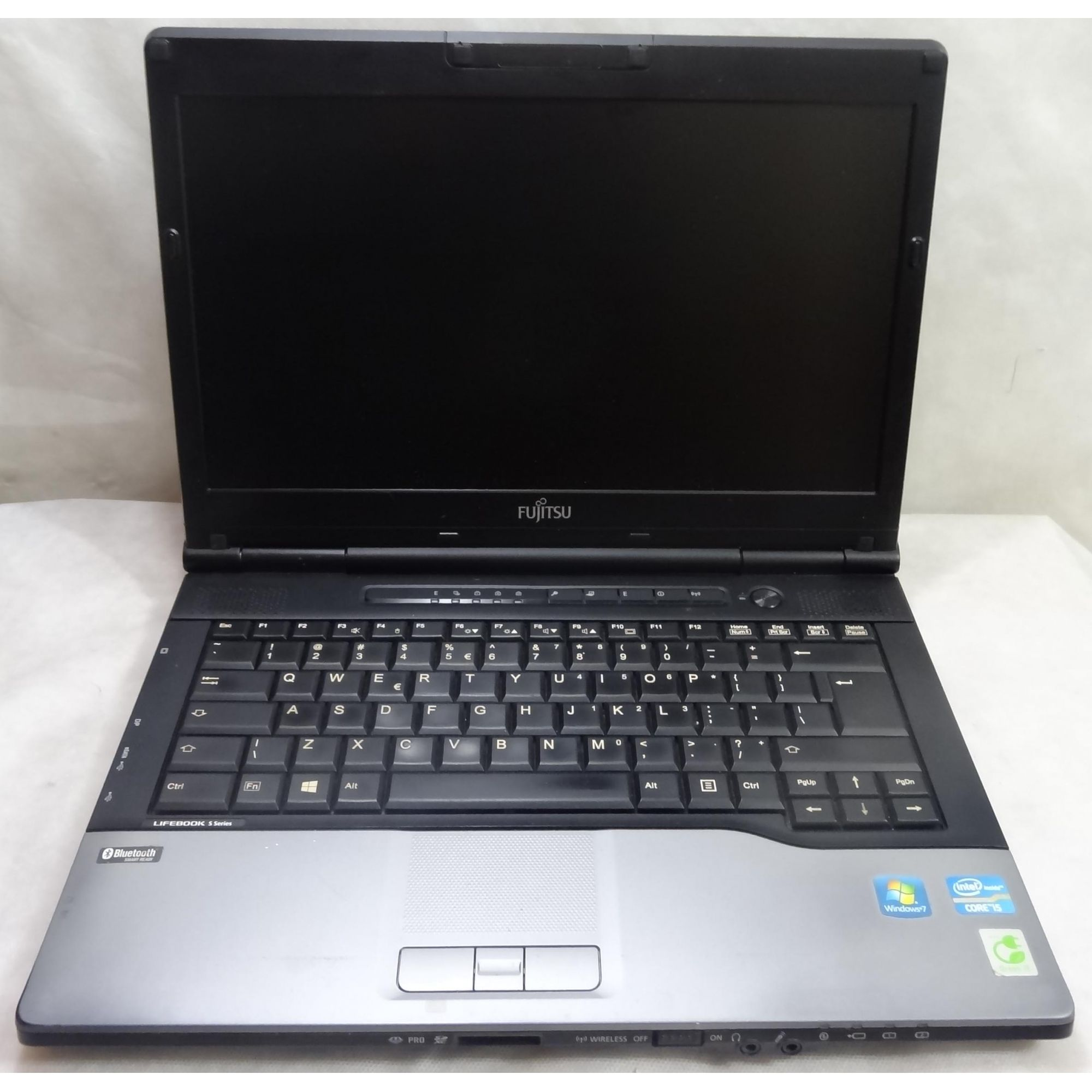 Notebook Fujitsu Lifebook S Series 14