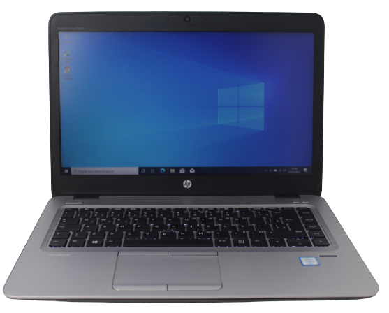 "Notebook HP EliteBook 840 G3 14"" Intel Core i5 2.4GHz 8GB SSD-256GB"