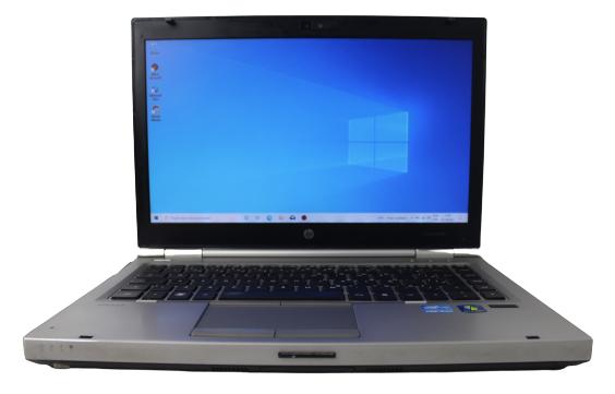 """NOTEBOOK HP ELITEBOOK 8460P 14"""" INTEL CORE I5 2.6GHZ 4GB HD-500GB - NÃO ENVIAMOS"""