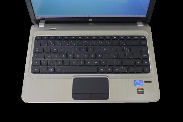 """Notebook HP Pavilion DM4 14"""" Intel Core i5 2.4GHz 8GB HD-640GB + 1GB Dedicada (Não enviamos)"""