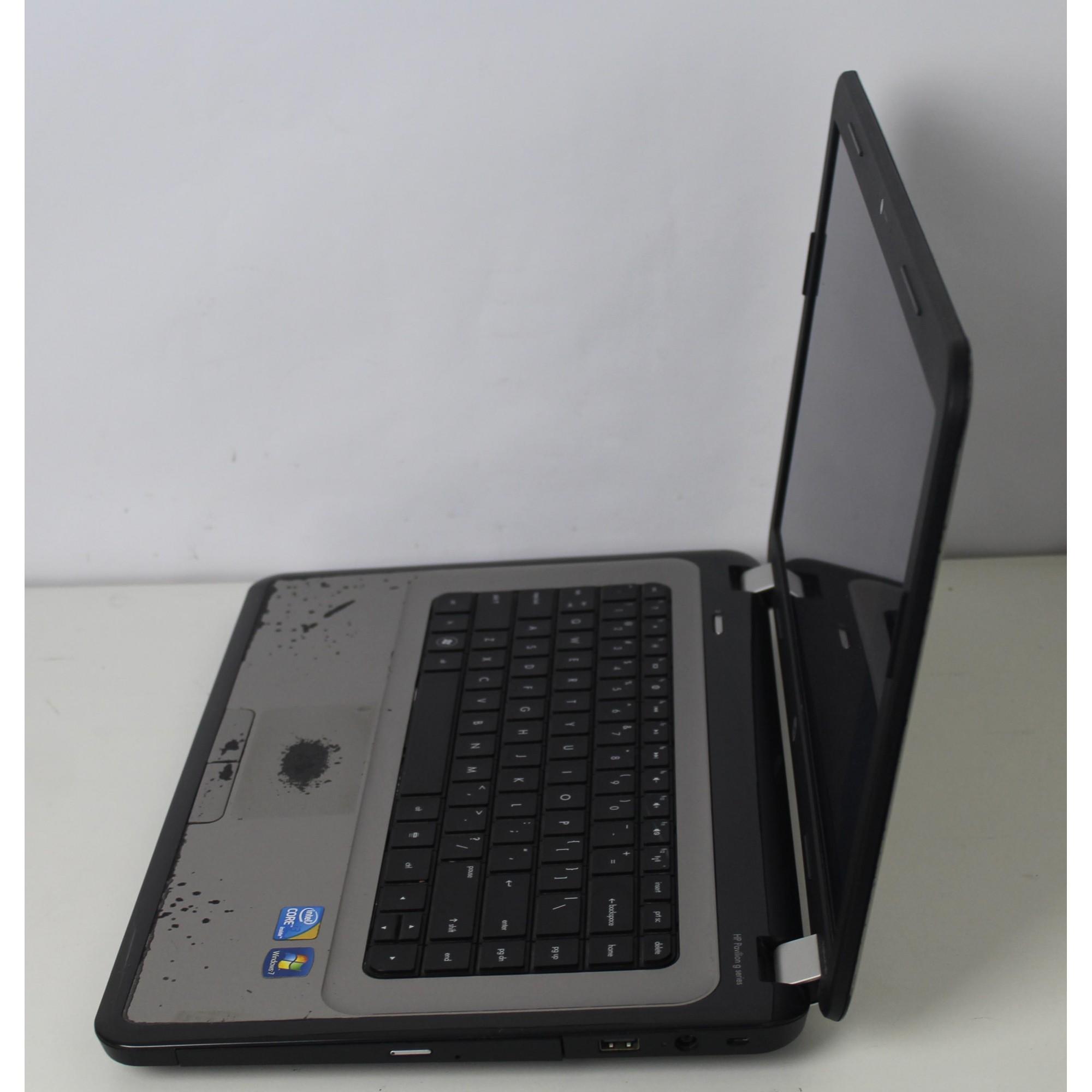 "Notebook HP Pavilion G6 15.6"" Intel Core i3 2.4GHz 4GB HD-500GB"