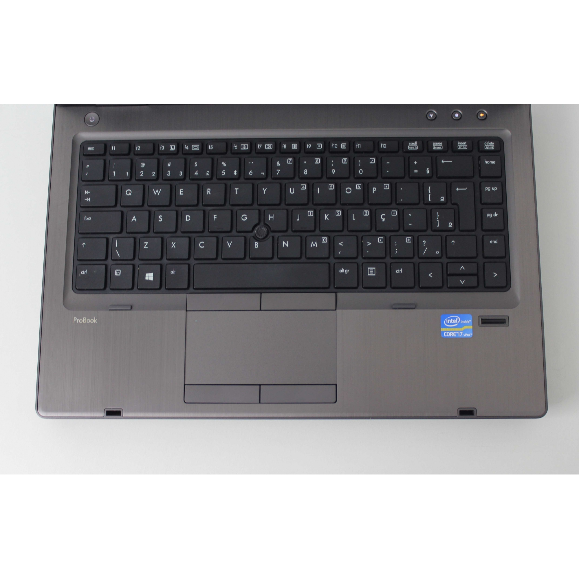 "Notebook Hp ProBook 6470B 14"" Intel Core i7 2.9Ghz 8GB HD-500GB"
