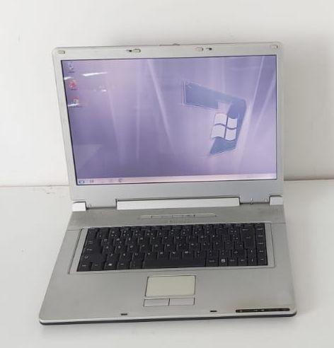 "Notebook Itautec Note Infoway W7645 15.4"" Intel Core 2 Duo 2GHz 3GB HD-120GB"