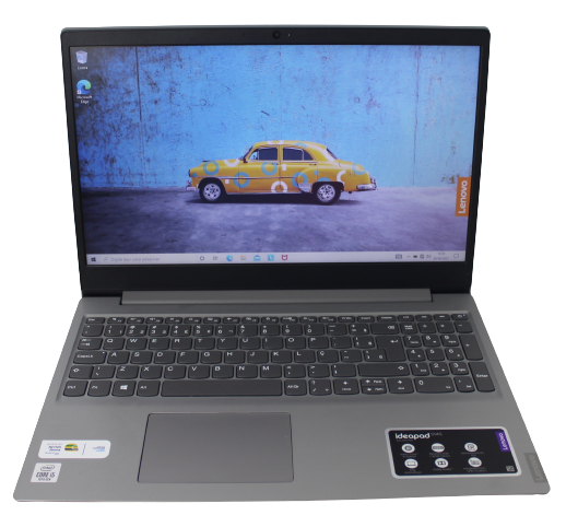 "NOTEBOOK LENOVO IDEAPAD S145 15.6"" INTEL CORE I5 10ª GERAÇÃO 4GB HD-1TB + ALPHANUMÉRICO"