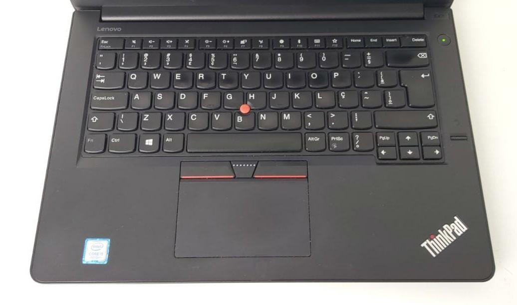"Notebook Lenovo Thinkpad E470 14"" Intel Core i5 2.5GHz 8GB HD-500GB (A)"