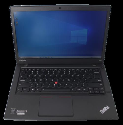 NOTEBOOK LENOVO THINKPAD T440S 14'' INTEL CORE I7 2.1GHZ 8GB SSD-256GB
