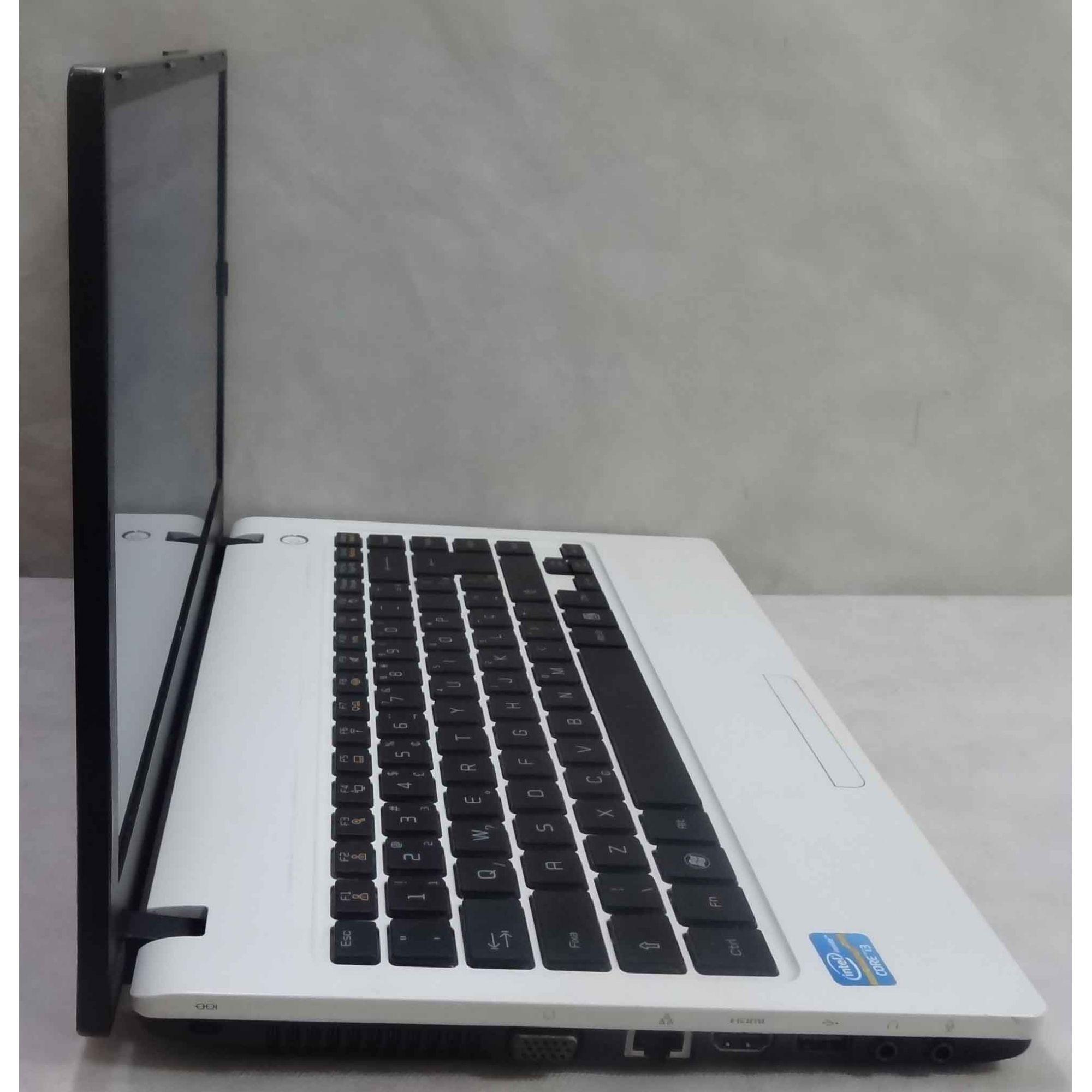 Notebook LG P420 Intel Core i3 2.1GHz 4GB HD-320GB