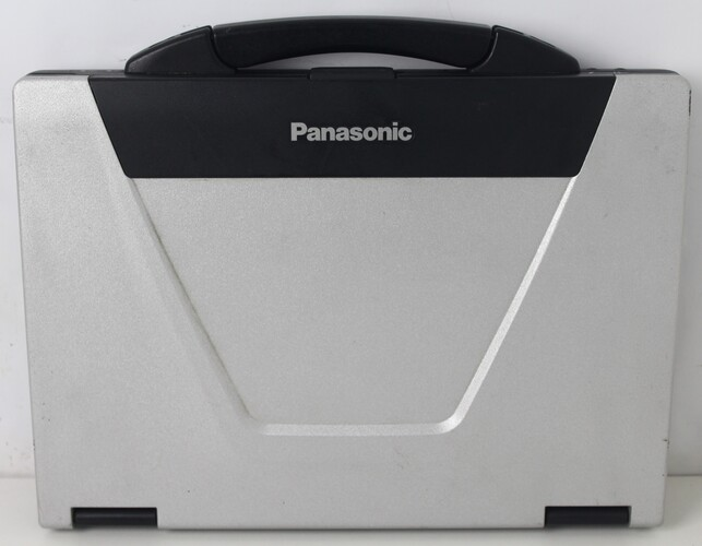 "Notebook Panasonic Toughbook CF-52 15.4"" Intel Core 2 Duo 2.26GHz 3GB HD-160GB"