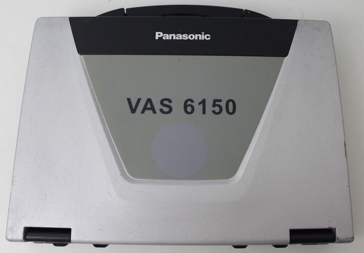 "NOTEBOOK PANASONIC TOUGHBOOK CF-52 15.4"" INTEL CORE 2 DUO 2.26GHZ 4GB HD-160GB"