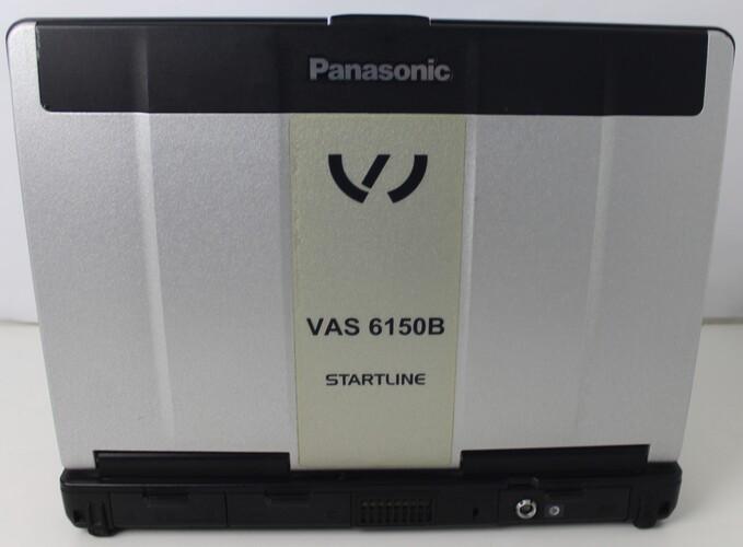 "NOTEBOOK PANASONIC TOUGHBOOK CF-53 14"" INTEL CORE I5 2.5GHZ 4GB SSD-256GB"