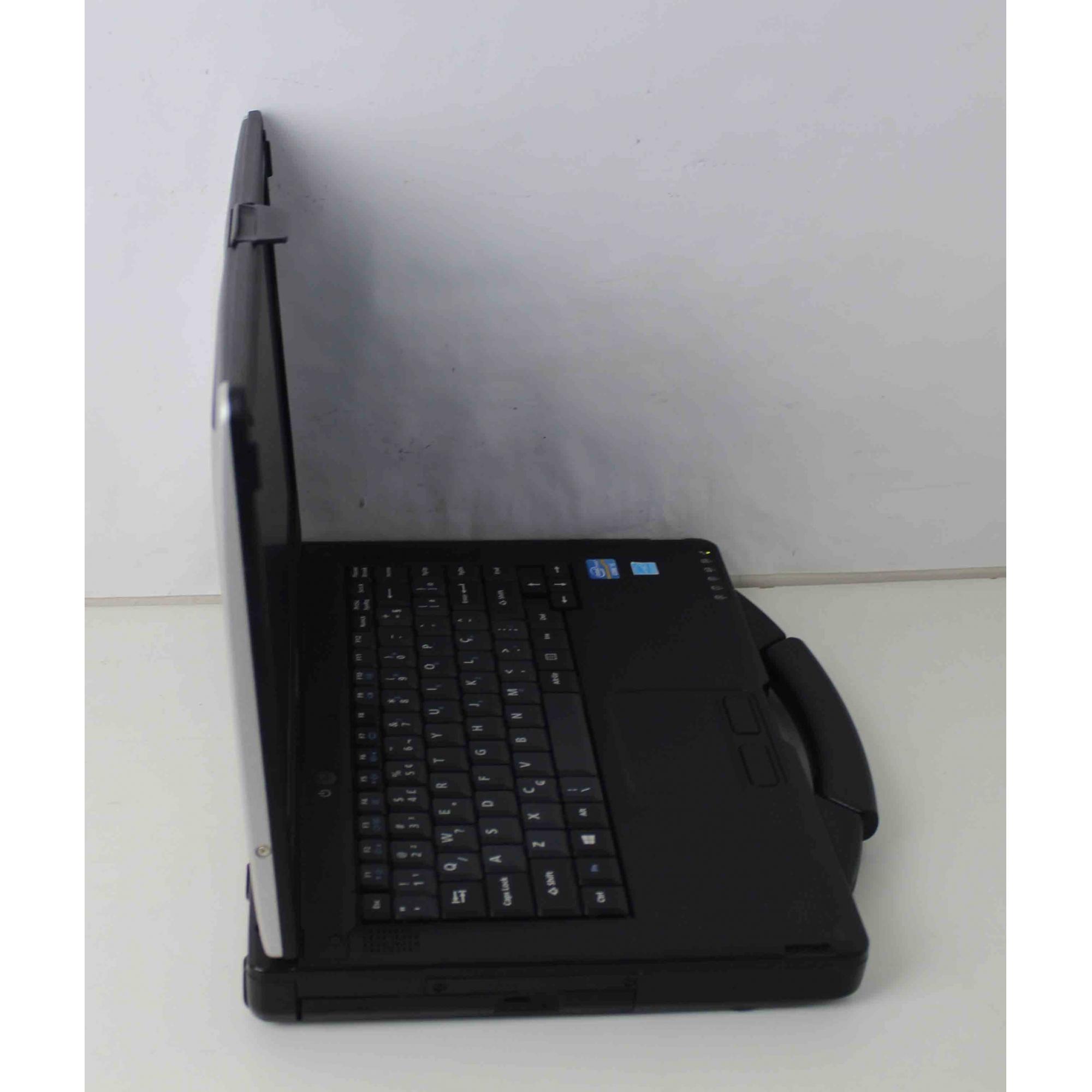 """Notebook Panasonic Toughbook CF-53 14"""" Intel Core i5 2.6GHz 4GB HD-500GB - Não enviamos"""