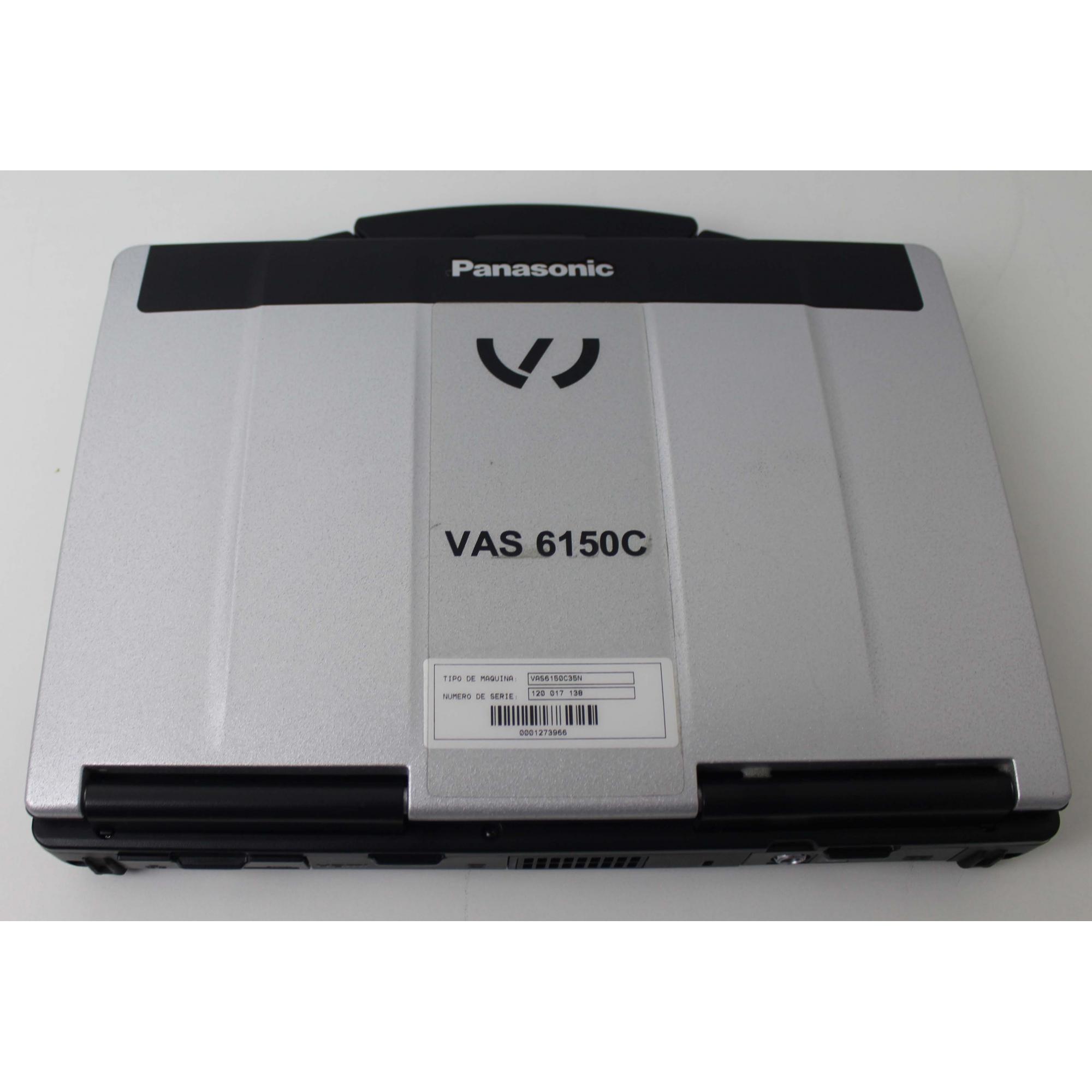 "Notebook Panasonic Toughbook CF-53 14"" Intel Core i5 2.6GHz 4GB SSD-256GB"
