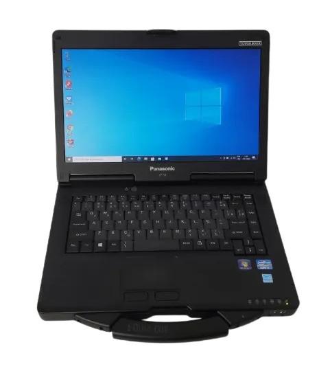 "Notebook Panasonic Toughbook CF-53 14"" Intel Core i5 2.6GHz 8GB HD-1TB"