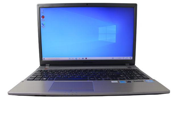 "NOTEBOOK SAMSUNG 5 NP550P5C 15.6"" INTEL CORE I7 2.4GHZ 16GB SSD-500GB - ALPHANUMÉRICO + 2GB DEDICADO"
