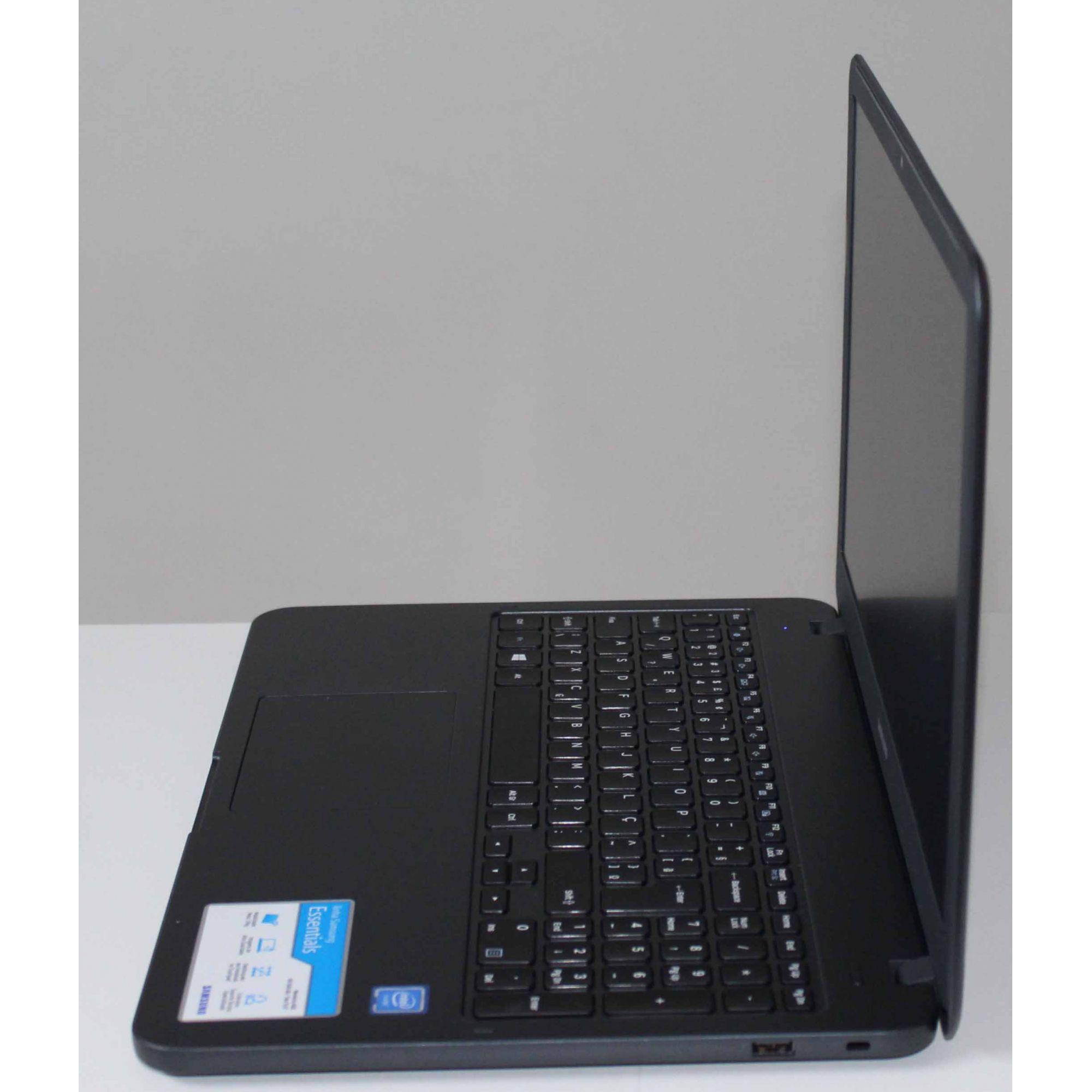 Notebook Samsung NP350XBE 15.6'' Intel Celeron 1.8GHz 4GB HD-500GB + Alphanumérico