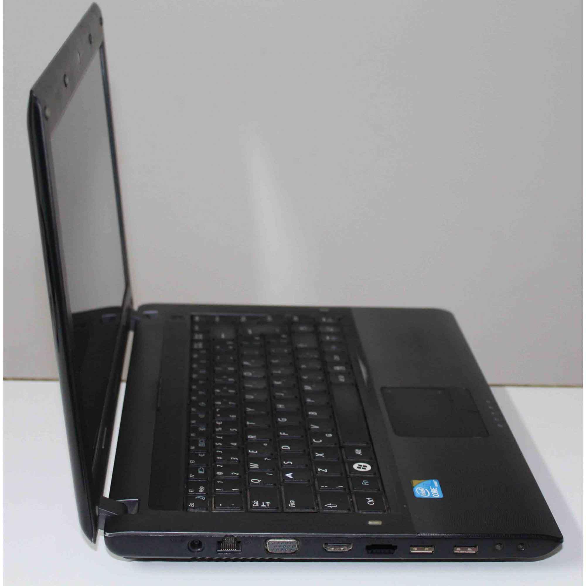 Notebook Samsung R440 14'' Intel Core i3 2.2GHz 4GB HD-320GB