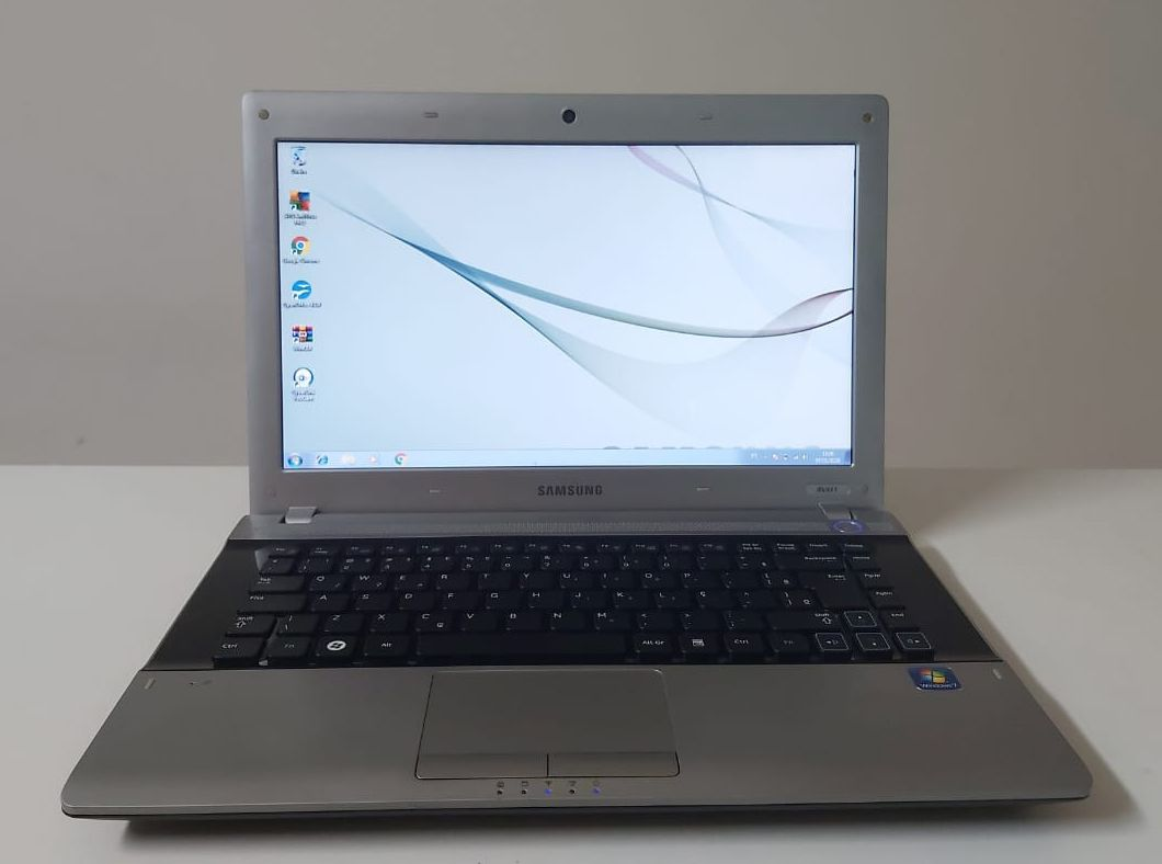 "Notebook Samsung RV411 14"" Pentium Dual Core 2GHz 4GB HD-500GB"