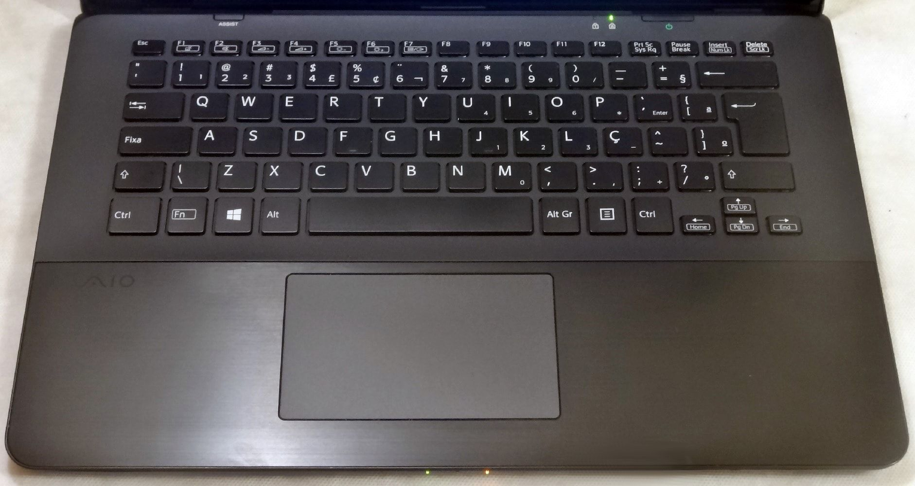Notebook Sony Vaio SVF14A16CXB 14.1