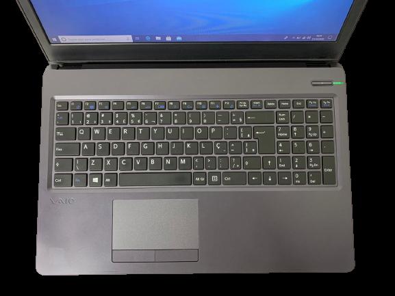 """Notebook Vaio Fit 15S 15,6"""" Core i5-7200U 2.5Ghz 8GB HD-1TB + Alphanumérico"""