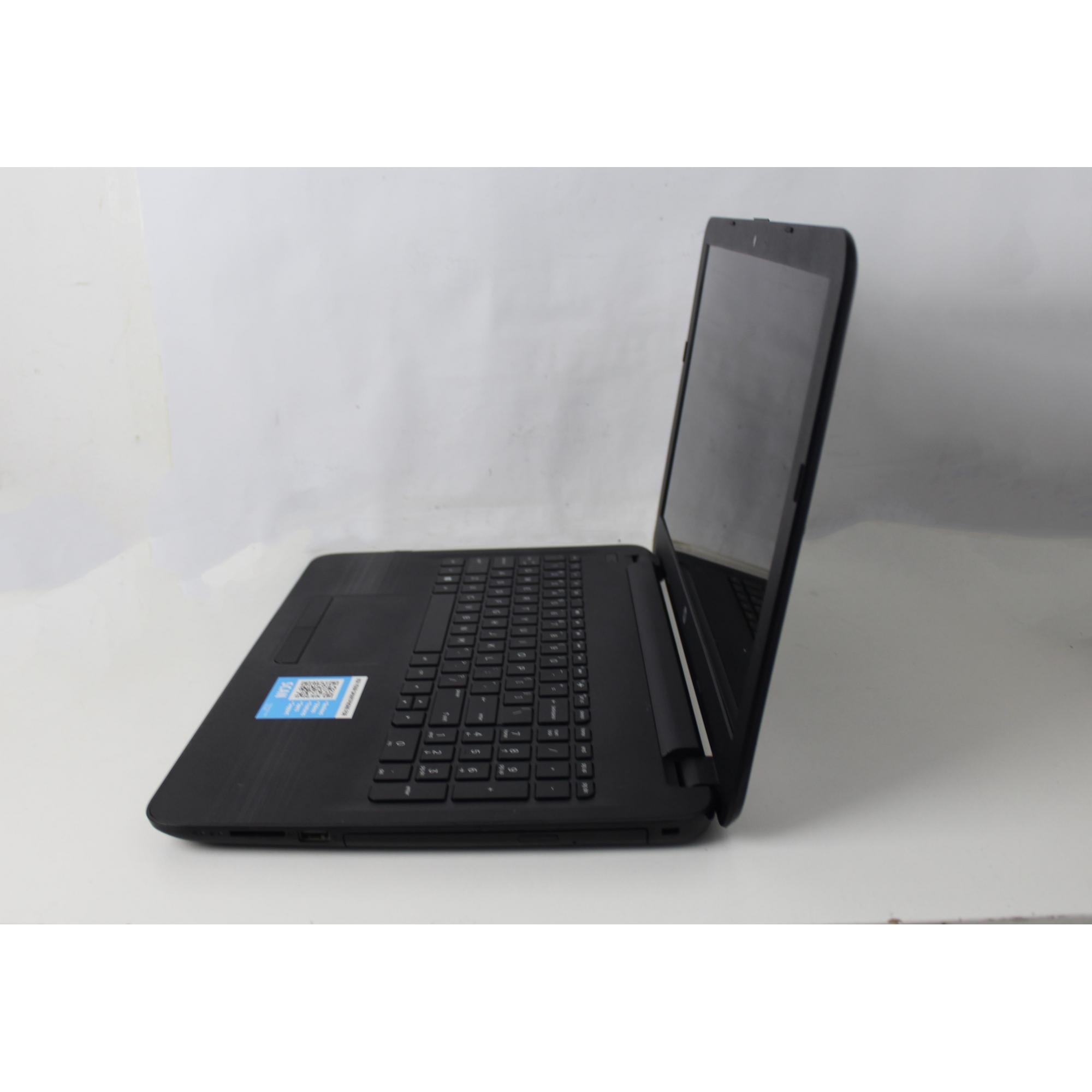 "NOTEBOOK HP 15-ba009x 15,6"" AMD A6-7310 4GB SSD-120GB + Alfanumérico"