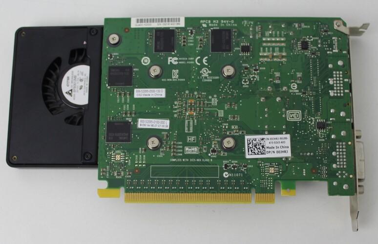 PLACA DE VÍDEO NVIDIA QUADRO K2000 2GB GDDR5