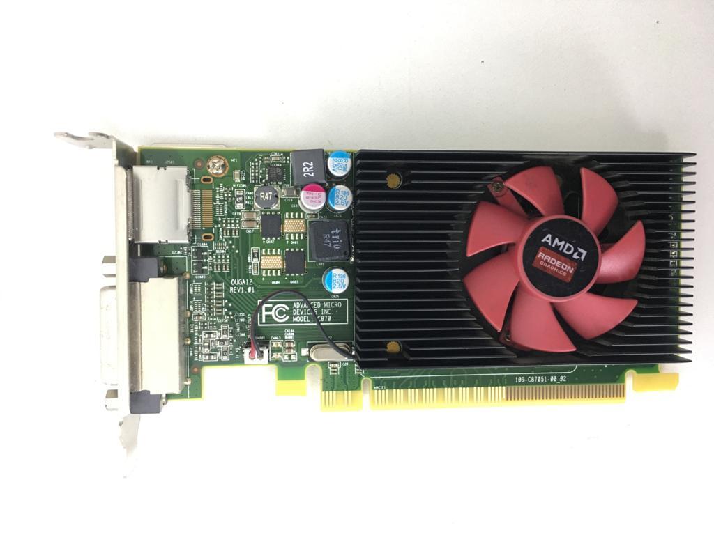 Placa Gráfica Amd Radeon R5 340x 2gb Dvi-i Displayport