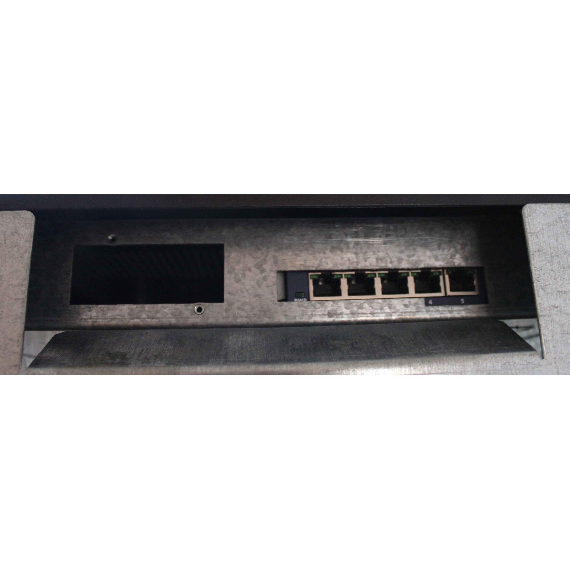 Rack para servidor (Não Enviamos)