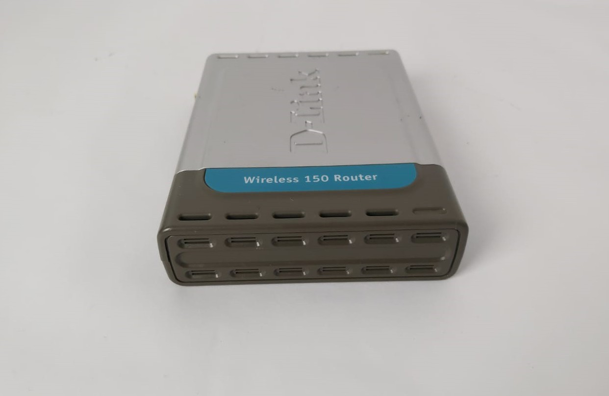 Roteador D-Link DI-524 Wireless 150