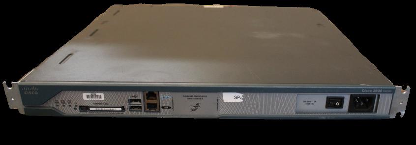 Roteador de serviços Cisco 2811 - 2800 Series