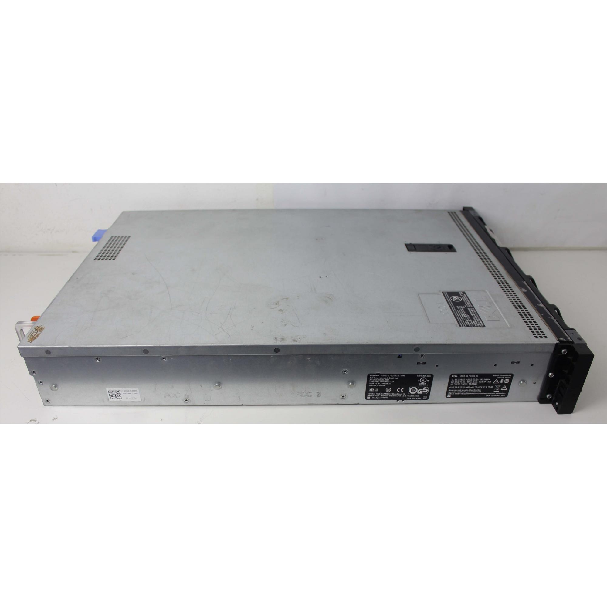 SERVIDOR DELL POWEREDGE R520 2X INTEL XEON E5-2520 1.9GHZ 32GB HD-1TB (NÃO ENVIAMOS)