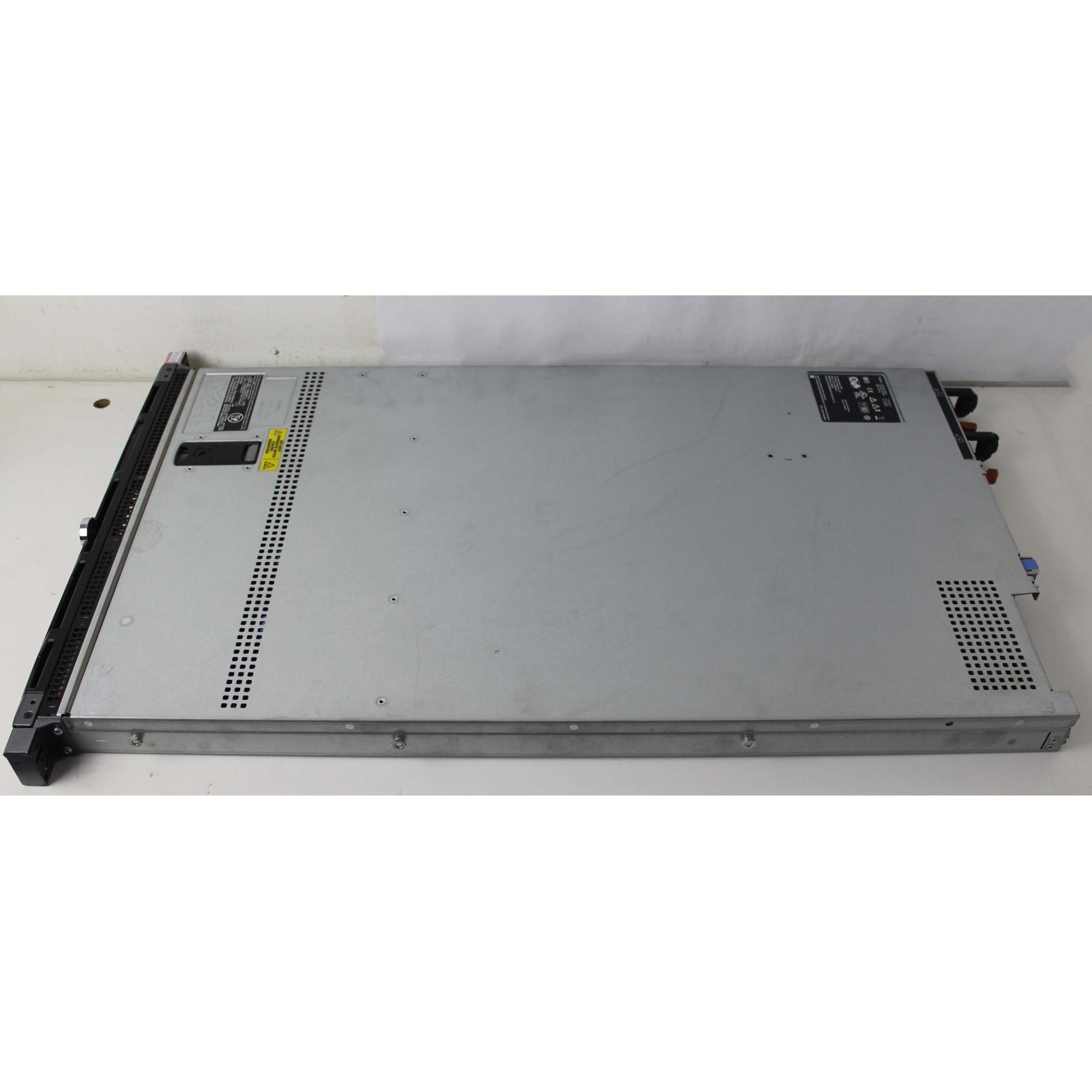 SERVIDOR DELL POWEREDGE R610 INTEL XEON 2.53GHZ 16GB HD-300GB (NÃO ENVIAMOS)