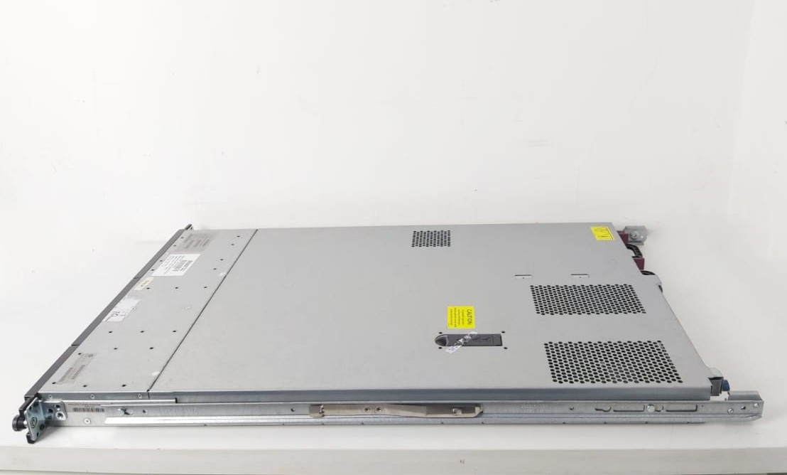 Servidor HP Proliant DL360 G7 2X Intel Xeon 2.46GHz 8GB 2X HD-300GB (Não enviamos)