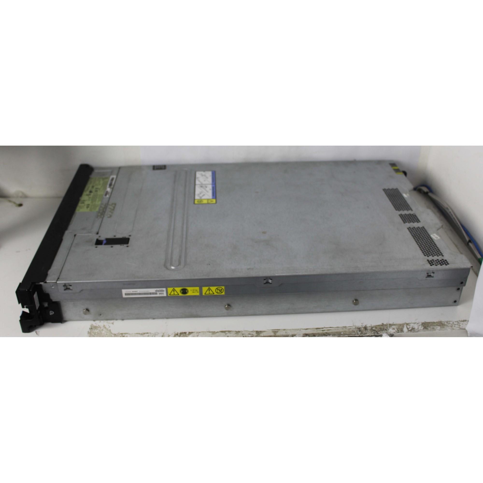 Servidor IBM System x3650 M4 2X Intel Xeon 2.3GHz 128GB 2X HD-300GB