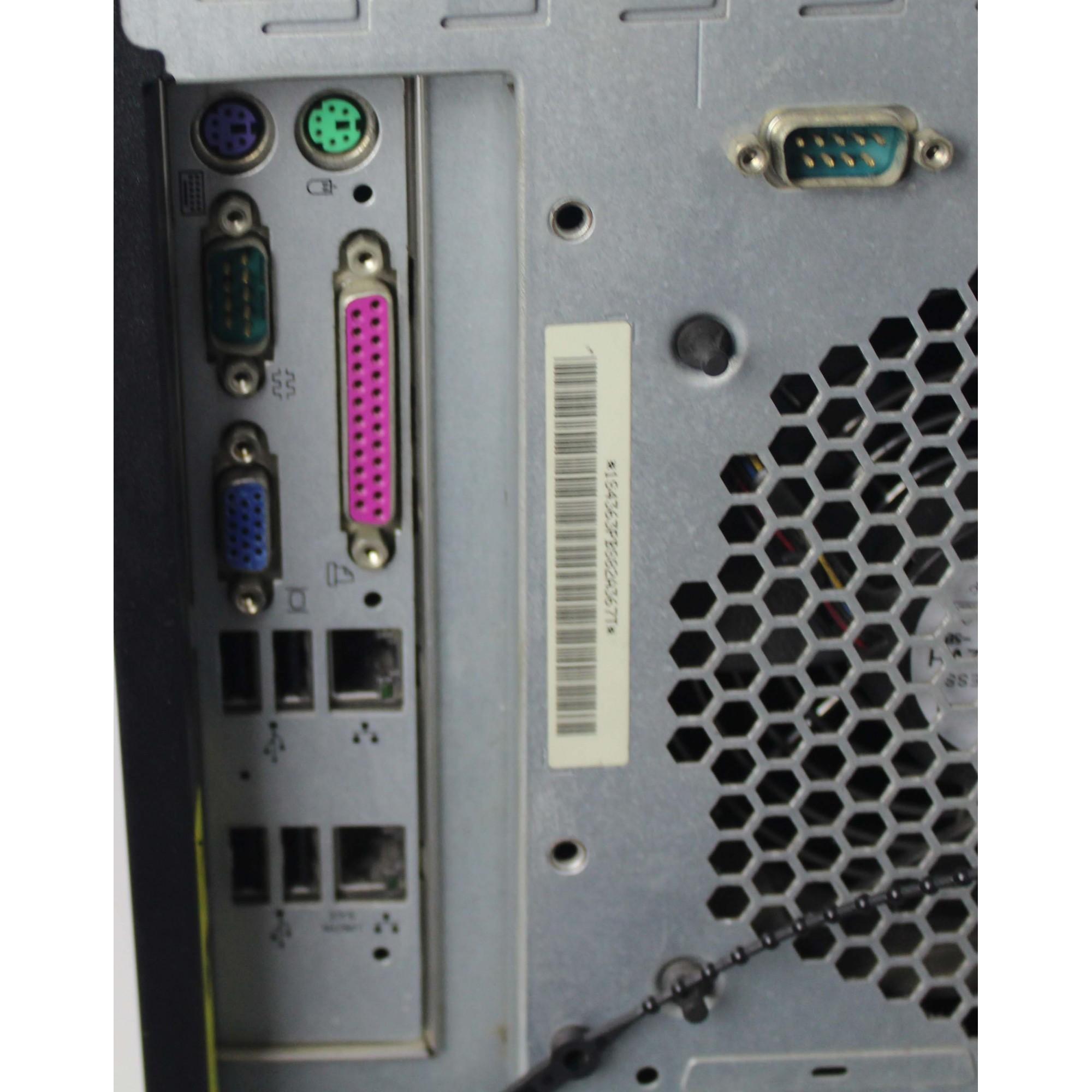 Servidor IBM System X3200 Intel® Xeon® 1.86ghz 4GB HD-250GB (Não enviamos)