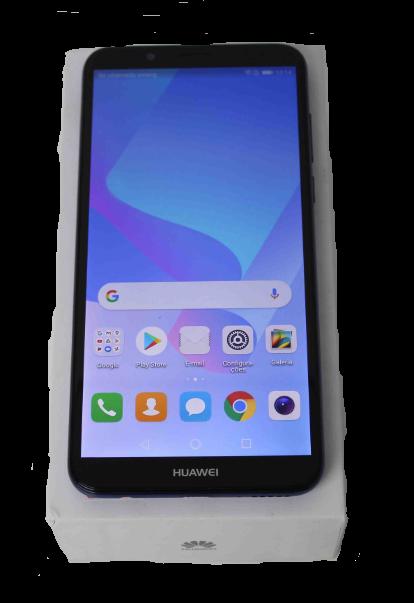 "Smartphone Huawei Y7 Prime  5.99"" 32GB Dual Sim 4G - Azul"