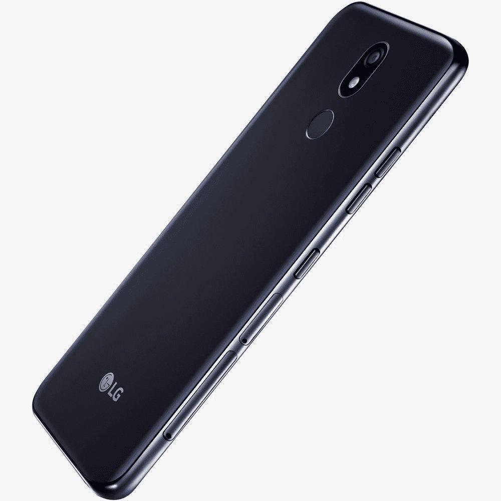 """SMARTPHONE LG K12+ 5.7"""" 32GB 4G - PRETO"""