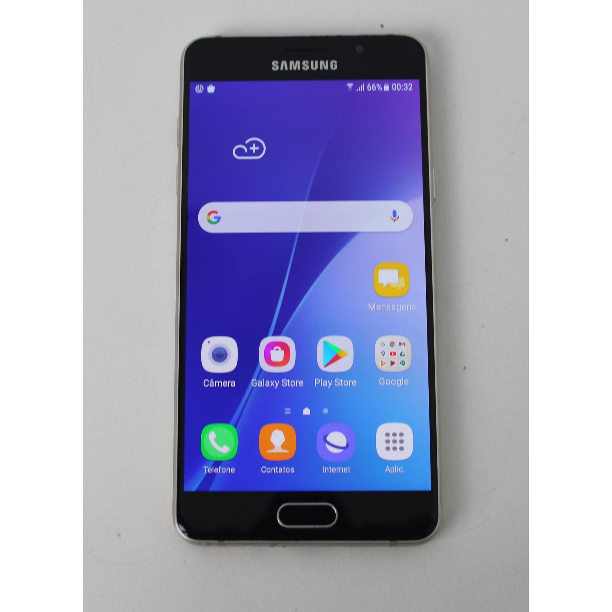Smartphone Samsung Galaxy A5 16GB, 5.2'', 4G, Dourado