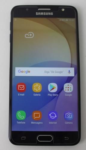 Smartphone Samsung J7 Prime 32GB, leitor Digital, 4g, Preto