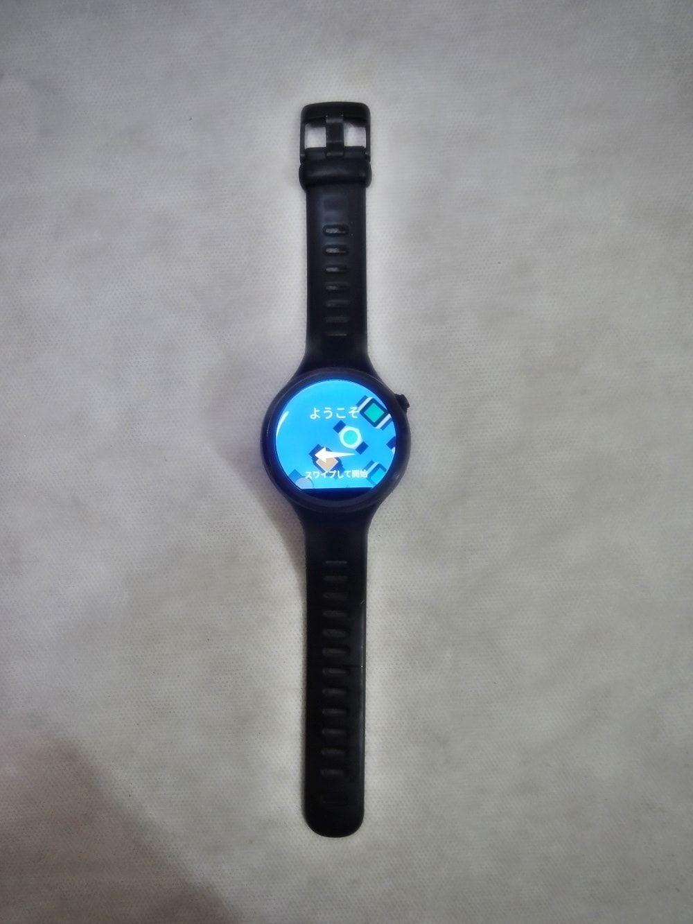 Smartwatch Motorola Moto 360 Sport com Tela de 1,37