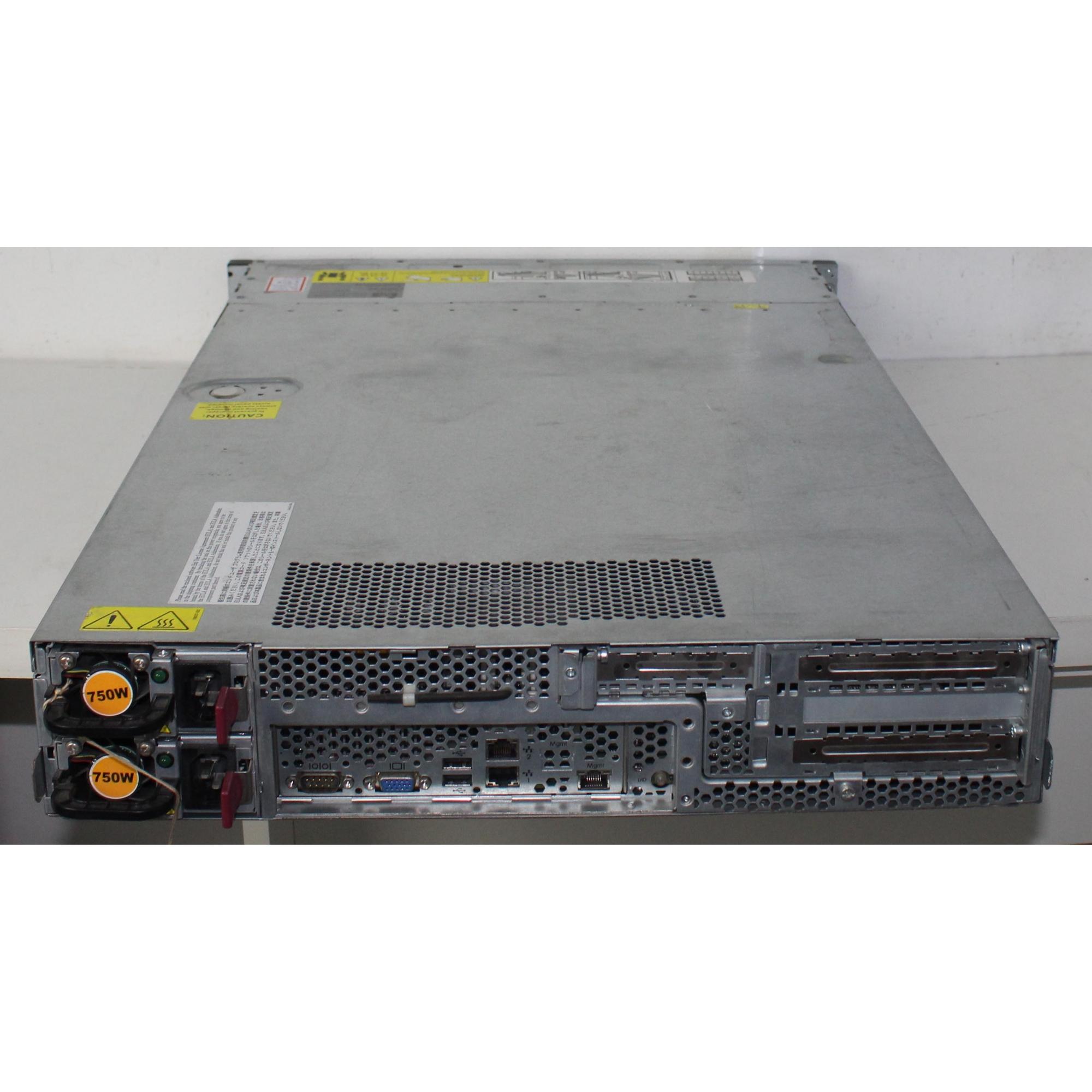 Storage HP P4300 G2 Intel Xeon E5220 2.27GHz 14GB HD-3.5TB (Não Enviamos)